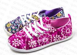 2016 Venda Quente Kids Galpão de calçados para meninas (RF16178)
