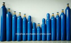 Goedkope prijs 4L 6.3L 10L 40L Seamless al Steel Industrial Medical Argon/CO2/Gas/lucht/zuurstof cilinder