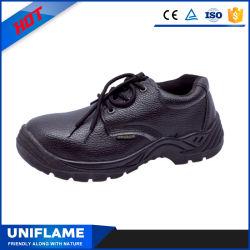 Schoenen Ufb011 van het Werk van de Olie van de Industrie van de Veiligheid van de Mensen van het leer de Waterdichte Bestand
