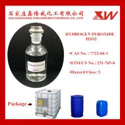 Usine de peroxyde d'hydrogène d'alimentation de 35 % 50 %