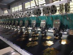 De nieuwste Multi Geautomatiseerde Machines van het Borduurwerk van de Hoge snelheid voor het Vlakke Borduurwerk van de T-shirt van /Cap/ met het Nieuwste Systeem van de Controle