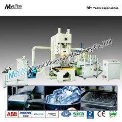 기계를 만드는 알루미늄 호일 콘테이너를 위한 최신 판매 턴키 프로젝트