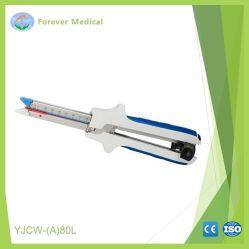 Grapadora linear quirúrgica médica disponible del cortador de Laparoscopic para la operación del canal alimenticio