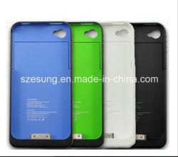Для iPhone 4 батарейный блок 11 Color 1900mAh внешний аккумулятор резервного питания от аккумулятора зарядное устройство для iPhone 4, 4S 4G