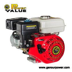 Gx160 GX200 6.5HP 5.5HP 168f 4 tiempos gasolina pequeño Motor de Gasolina Gas llave de arranque