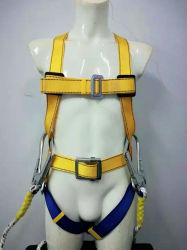 Arnês de segurança com corda dupla Corda