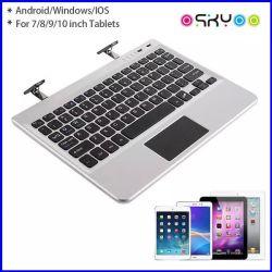 Nuevo teclado de Bluetooth del cojín de tacto del estilo de la alta calidad