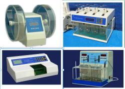 جهاز اختبار الأقراص لاختبار القساوة واختبار القابلية للتقلي والتفكك واختبار التفكيك