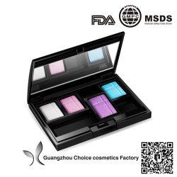 Étiquette OEM haut Pigment naturel cosmétiques maquillage Fard à paupières paillettes