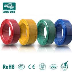 300/500V un núcleo sólido / / Caja de cobre trenzado Flexible Cable