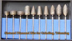 Zd105 Dianfong Fast-Trimming Bur коллекция металлокерамические Diamond комплект для украшения инструменты