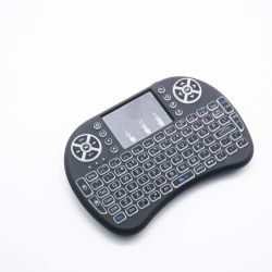 PC/Mac/Android를 위한 Mouse를 가진 소형 Wireless Bluetooth Backlight Touchpad Keyboard
