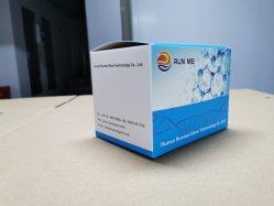 Un pas de kit de test rapide de l'or colloïdal, le paludisme Kit de test de diagnostic rapide, test PCR en temps réel pour kit de centre de contrôle des maladies de l'hôpital