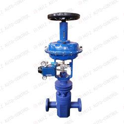 ケージガイドマルチステージ圧力降下鍛造空圧制御バルブ /CE 認証調整バルブ / トップガイドコントロールバルブ / ハンドホイールコントロールバルブ