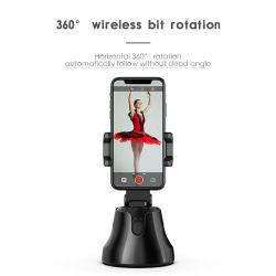 2020 최신 판매 이동할 수 있는 홀더 360 도 교체 모든 전화를 가진 자동 마스크 객체 Selfie 추적 지팡이 전화 사진기 홀더