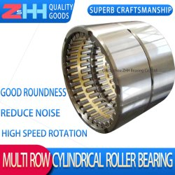 Plusieurs rangées de roulements à rouleaux cylindriques et usine de laminage des roulements