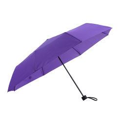 Económico del fabricante de la publicidad comercial PARAGUAS paraguas plegable