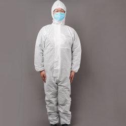 Bata de aislamiento de la ropa protectora listos para enviar