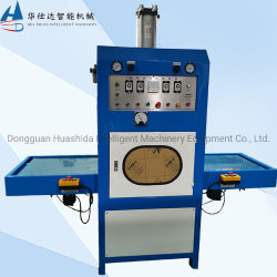 Mejor vendedor HF Pet Blister Card Embalaje sellado y corte Máquina de la línea de troquel de la prensa de calor de la máquina