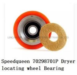 SPOT セールポリウレタンゴムコーティング 6201-2RS ポジショニングホイールベアリングスピードクイーン 70298201p (ドライヤ機用)