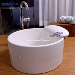 大広間のマッサージのフィートの浴室のアクリルのフィートのヘルスケアの洗浄Pedicureの椅子のフィートの洗面器