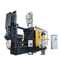 Máquina de fundição de moldes horizontal de alta pressão máquina de microfusão