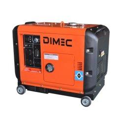 Generatore diesel di Pme5500se 4.5kw con elettrico o ritrazione raffreddata ad aria
