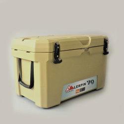 70L de espuma de la vacuna de la entrega del enfriador de cajas para motos y coches