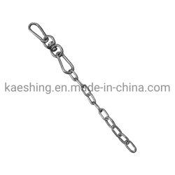 Macchiare la capienza pesante Chain d'acciaio per il sacchetto di perforazione, addestramento dell'acciaio inossidabile dei bulloni di espansione di yoga, appendente la lampada