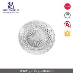 물고기 과일 과자 (GB2301YL-1)를 위한 음식 콘테이너 장식적인 유리 접시