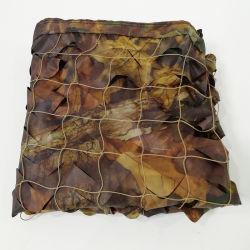 Heißer Verkauf Militärische Wüste Wasserdichte Tarnmuster Netz Dekorative Netz Sonnenschirm