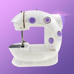 202 Mini Portable Machinehousehold Costura Electric máquina de costura