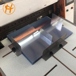 Каландрирование машины жесткого пластика листе ПВХ Очистить лист