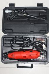 Efftool 135W 3.2mm 전력 공구 전기 소형은 부속품을%s 가진 분쇄기를 정지한다