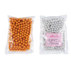 Perle di zucchero lucidate in argento dorato 500 g per la decorazione del pane