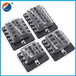 Auto Standard titular de la caja de fusibles de la hoja bloque con LED