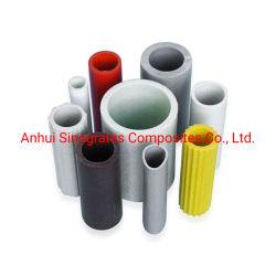 高力ガラス繊維FRPの管の管FRPのガラス繊維の円形の管