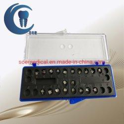 منتجات الأسنان تقويم الأسنان MIM ميني / قاعدة النسيج الشبكي القياسية