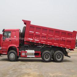 Sinotruck HOWO Serviço Pesado 6X4 Caminhão Basculante/ Caixa basculante Roda 10