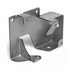 La fabrication de tôle CNC aluminium/acier inoxydable/acier au carbone découpe laser de l'usinage de pièces d'estampage de soudage de flexion perforé