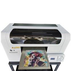 A3 plana UV para Impressão Digital Dom máquina impressora de cartões
