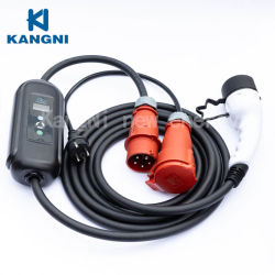 Meilleures ventes de 7 kw triphasé 16une nouvelle énergie EV chargeur peut être commutée par nomination