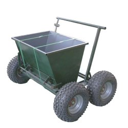 Kunstgrasmachine Zand Infill Turf breker Gras Comber machine