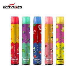 Ocitytimes DF01 Двойной бункер двойной вкус одноразовые Vape пера