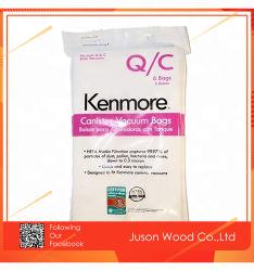 Kenmore Q/Cの小さなかんの真空バッグのためのNonwoven収塵袋