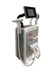 Apparaat van de Schoonheid van de Laser van IPL+RF+Elight+ND YAG het Multifunctionele