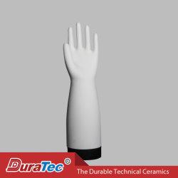 La main en céramique ancienne Duratec de formulaire