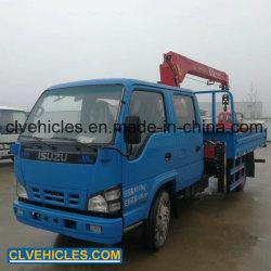 Isuzu grues montés sur camion personnalisés