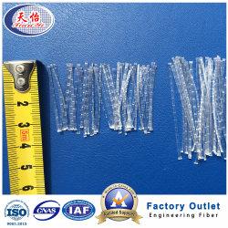 PPの粗野な鋼線は有機性マクロポリエステル線維を好む