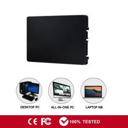 SSD popolare 2.5inch 128 di vendita 256 disco rigido interno dell'azionamento semi conduttore di 512GB SATA3 per il computer portatile